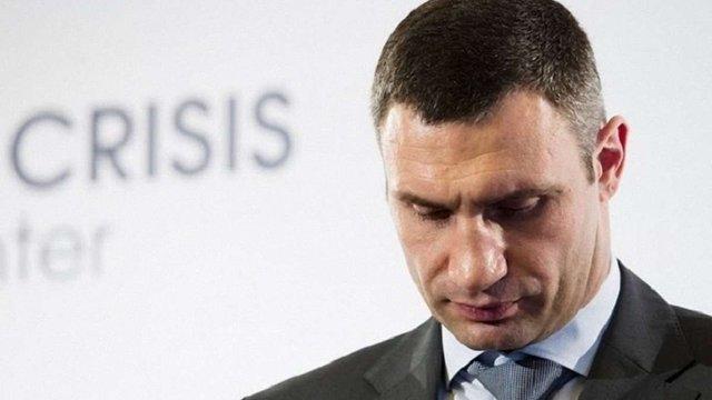 У виборах мера Києва з великим відривом лідирує Кличко, - КВУ