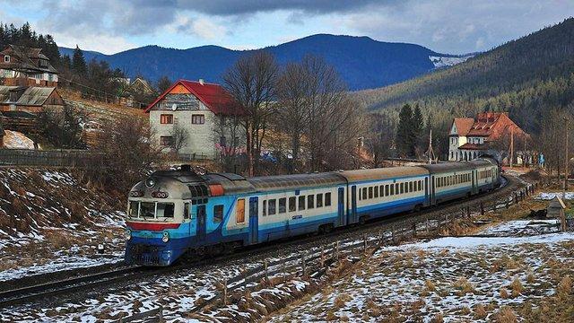 Львівська залізниця розгляне можливість додаткового рейсу швидкісного дизель-поїзду до Ворохти