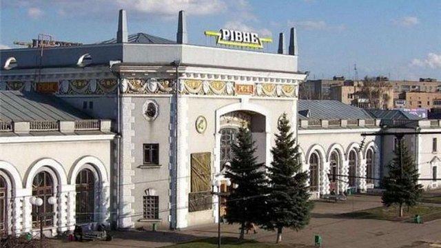 У Рівному затримали мобілізованого з Львівщини, який погрожував підірвати  вокзал