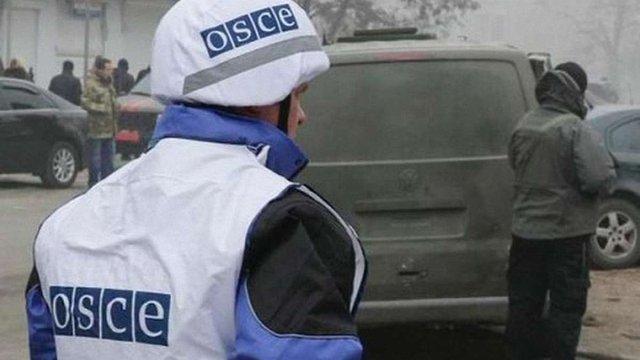 ОБСЄ відсторонила спостерігача за п'яну витівку в Сєвєродонецьку