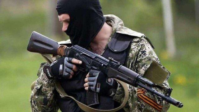 Бойовик на Донбасі розстріляв своїх товаришів по зброї
