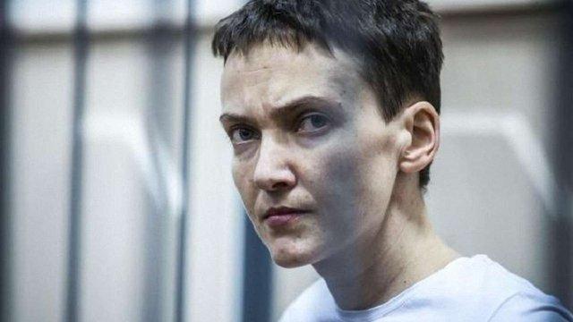 У мережі з'явилося відео першого допиту Надії Савченко в російському полоні