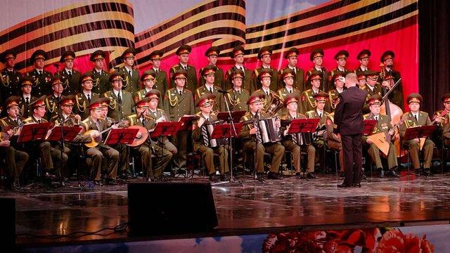 Мінкульт Латвії перевірить ансамбль російської армії перед виступами
