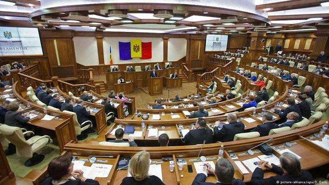 Уряд Молдови відправлено у відставку