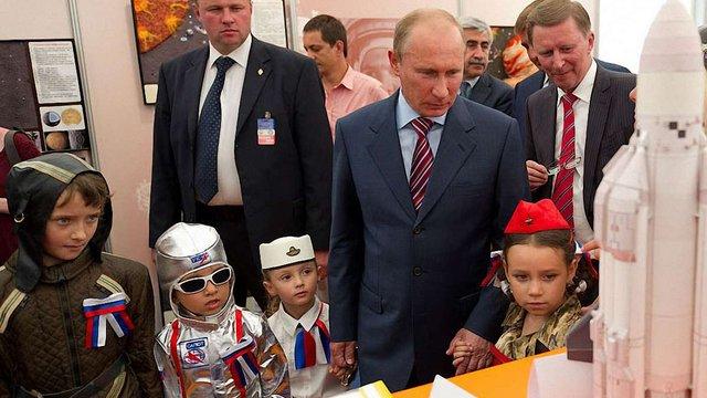 Путін відновив у Росії піонерський рух