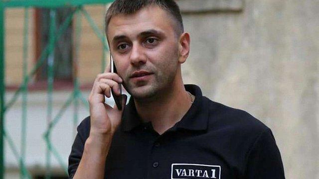 Активіст  «Варти 1» Ігор Зінкевич став депутатом Львівської міськради