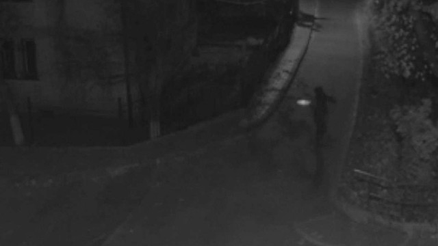 Камери спостереження зафіксували момент нападу на будинок Андрія Садового