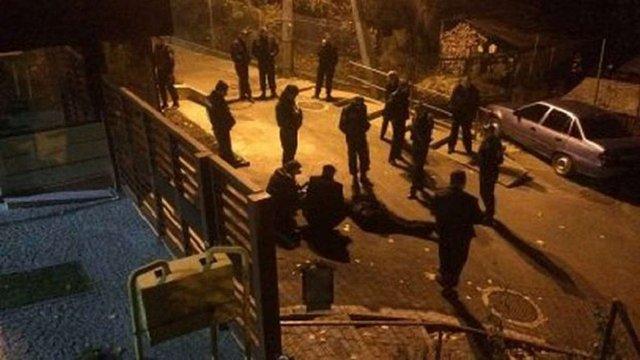 «Айдарівець», який кинув гранату в будинок Садового, перебував у розшуку