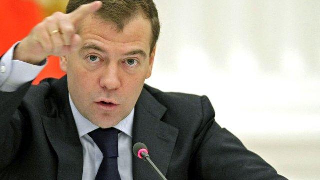 Прем'єр-міністр РФ повідомив про введення нових санкцій проти України