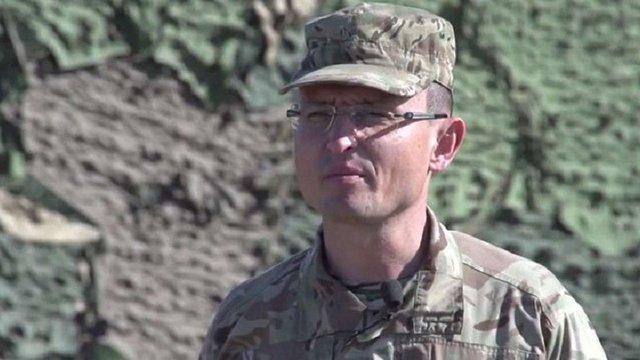 Генштаб підтвердив, що боєць, який кинув гранату у двір будинку Садового, – дезертир
