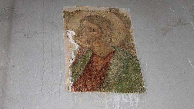 У Львові реставрують унікальні фрески капелана УПА