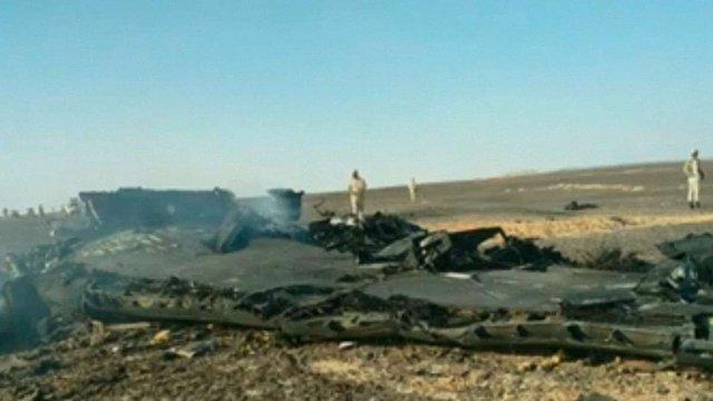 В авіакатастрофі російського літака в Єгипті загинули двоє українців і один білорус