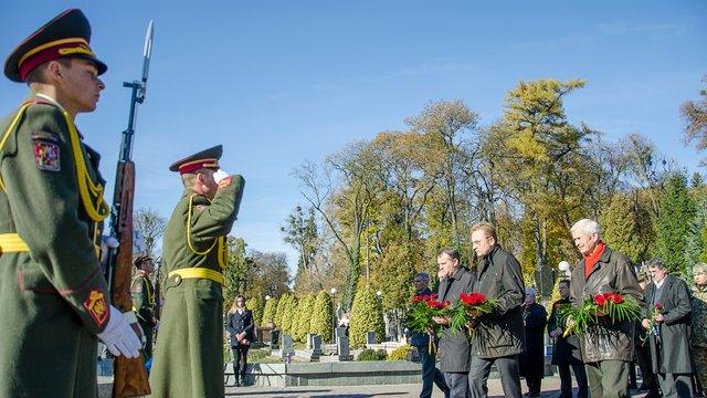 У Львові відзначили 97-му річницю проголошення ЗУНР
