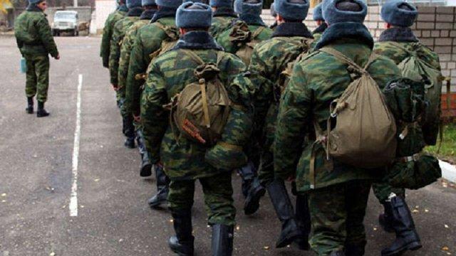 В Україні стартував осінній призов в армію