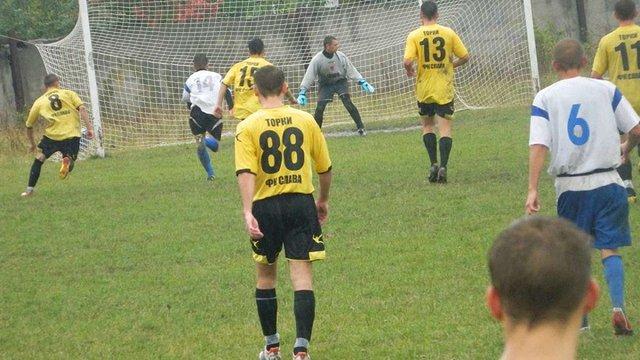 На Львівщині засудили футболіста, який побив арбітра під час матчу