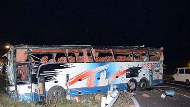 Внаслідок ДТП з українцями біля Відня постраждало 8 осіб, - посол