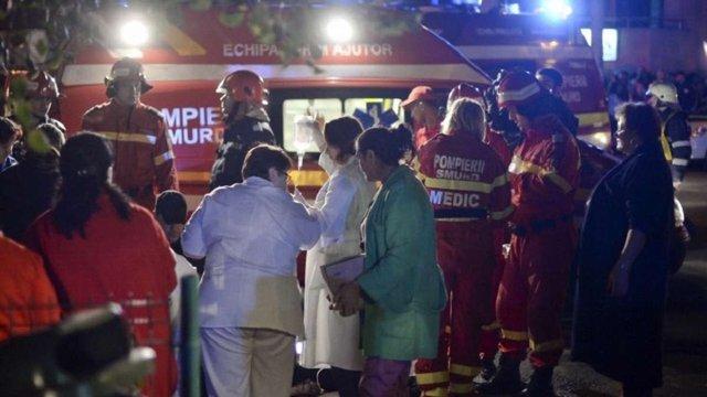 Кількість жертв пожежі у нічному клубі Бухареста зросла до 31 людини