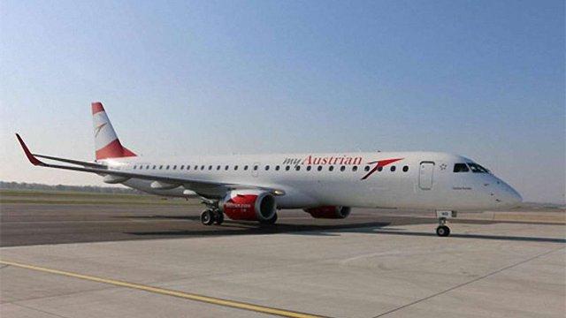 «Австрійські авіалінії» удвічі збільшать кількість рейсів з Відня до Львова