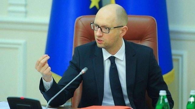 Україна розраховує, що ООН далі допомагатиме Донбасу, - Яценюк