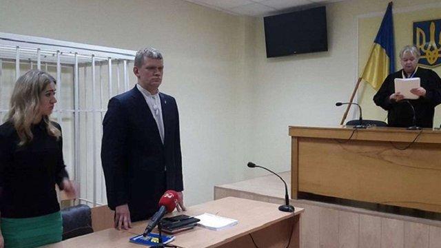 Суд залишив екс-міністра Швайку під арештом ще на два місяці