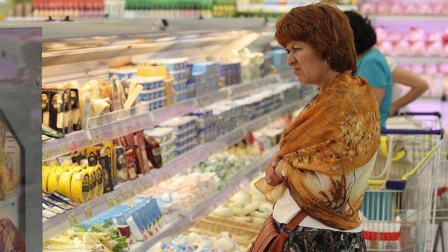 Росію очікує дефіцит м'яса, молока та сирів - Рахункова палата РФ