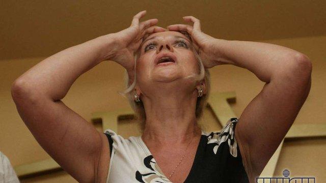 Фаріон назвала «Самопоміч» «падлюками» і «сектою осатанілих»