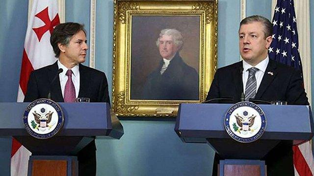 Грузія звинуватила Росію в «повзучій анексії»