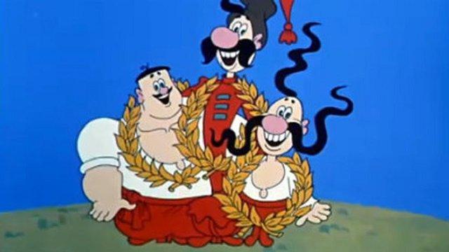 В Україні знімуть продовження легендарного мультсеріалу «Козаки»