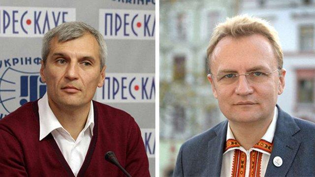 Теледебати Кошулинського і Садового покажуть у прямому ефірі