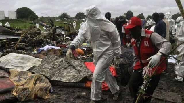 Екіпаж літака, що розбився в Судані, був вірменським, а не російським
