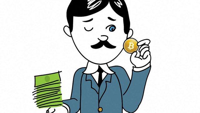Прокуратура обшукала помешкання засновника Bitcoin Foundation Ukraine