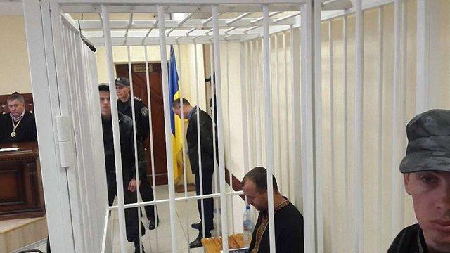 Суд змінив Сиротюку запобіжний захід на домашній арешт