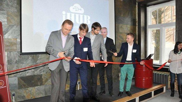 У Львові відкрили ще один iHUB для креативних людей