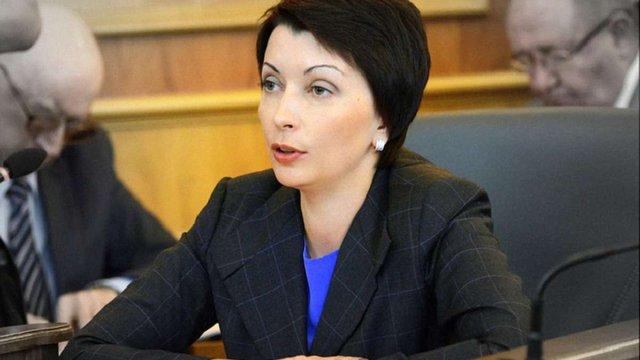 ГПУ повідомила Олені Лукаш про підозру у привласненні ₴2,5 мільйонів