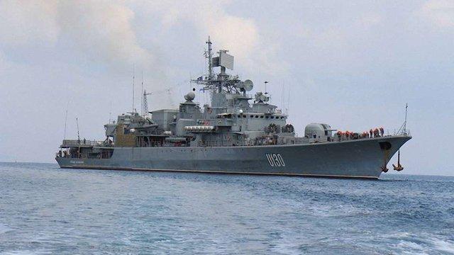 Українському флоту потрібні «очі» для патрулювання територіальних вод