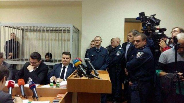 Печерський суд арештував Лукаш з правом застави в 5 млн грн