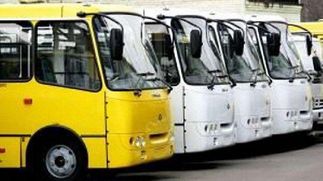 Перевізники Львівщини назвали проблемні автобусні маршрути області