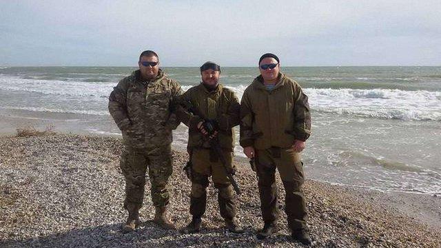 За збитий російський безпілотник трьох десантників представили до нагороди