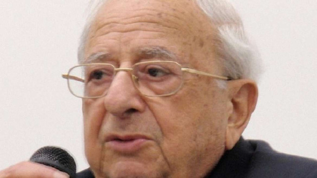 Помер екс-президент Ізраїлю Іцхак Навон