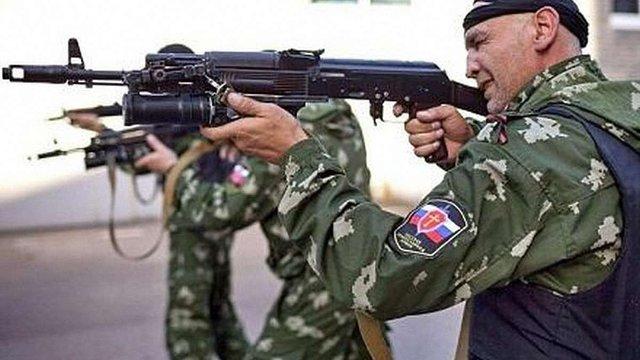 Бойовики 15 разів обстріляли позиції сил АТО