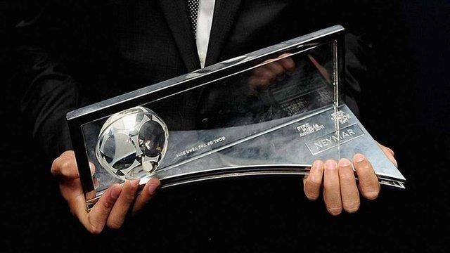 ФІФА оголосила номінантів на нагороду за найкрасивіший гол року