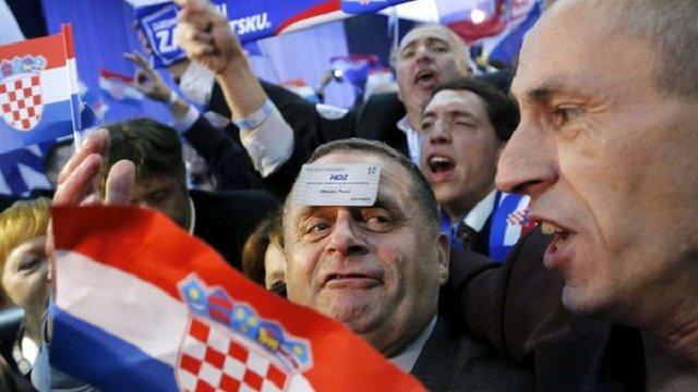 Консервативна опозиція оголосила про свою перемогу на виборах в Хорватії
