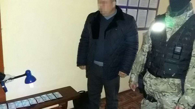 СБУ затримала на хабарі майора Держслужби з надзвичайних ситуацій