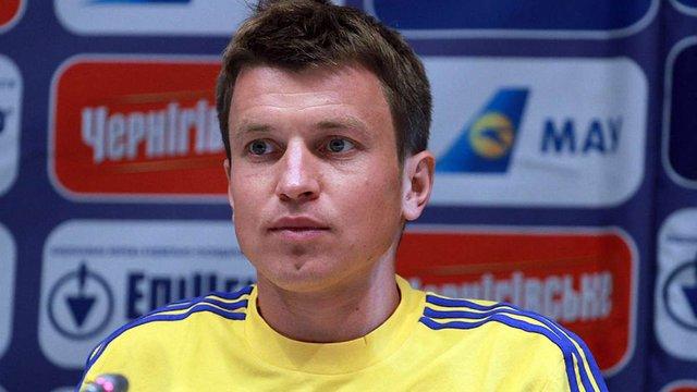 Капітан збірної України через травму пропустить матч зі Словенією