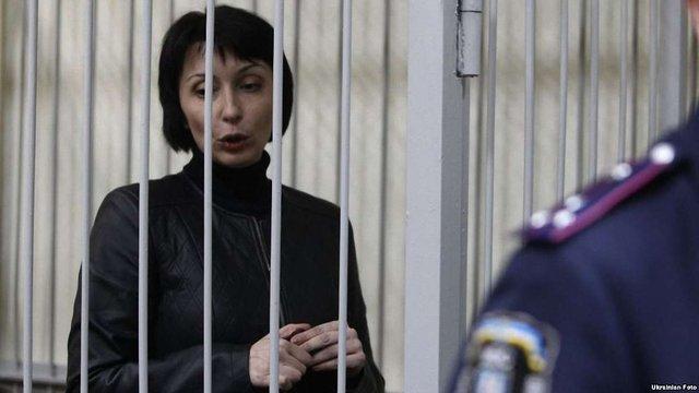 На Лукаш одягли електронний браслет і заборонили покидати Київ