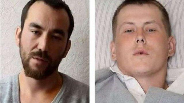Прокурори зачитали обвинувачення Александрову і Єрофєєву