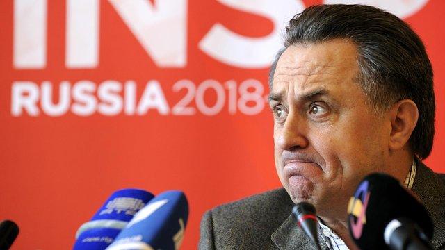 Футбольна асоціація Англії закликала ФІФА виключити з організації міністра спорту Росії