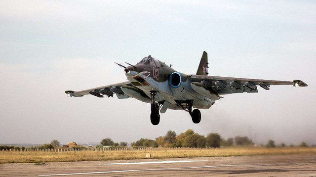 Слідство назвало причину падіння СУ-25 на Запоріжжі