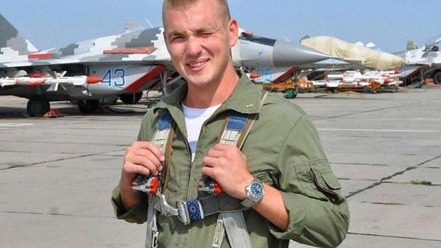 У Генштабі ЗСУ розповіли про загиблого пілота Су-25