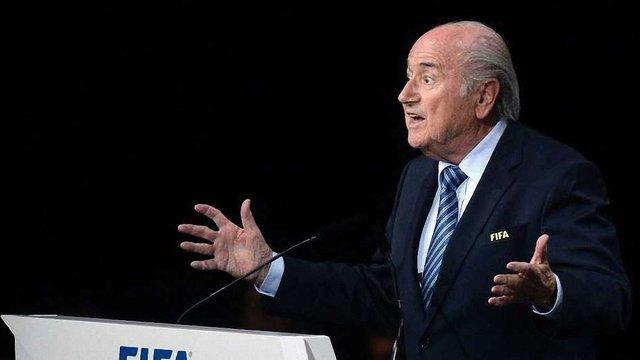 Президент ФІФА потрапив у госпіталь із нервовим зривом